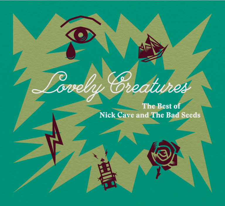 Out Now – Lovely Creatures: The Best of Nick Cave & The Bad Seeds