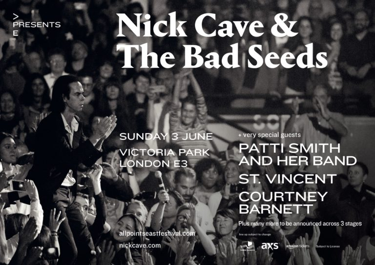 Nick Cave & The Bad Seeds London Show