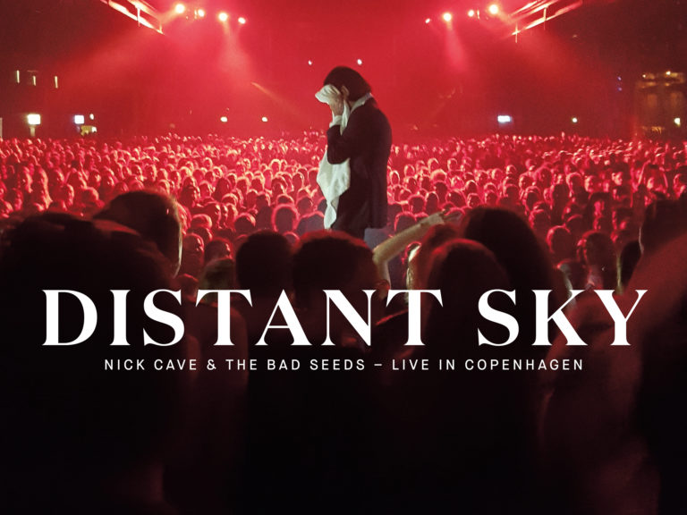 New Nick Cave & The Bad Seeds Live Concert Film 'Distant Sky'