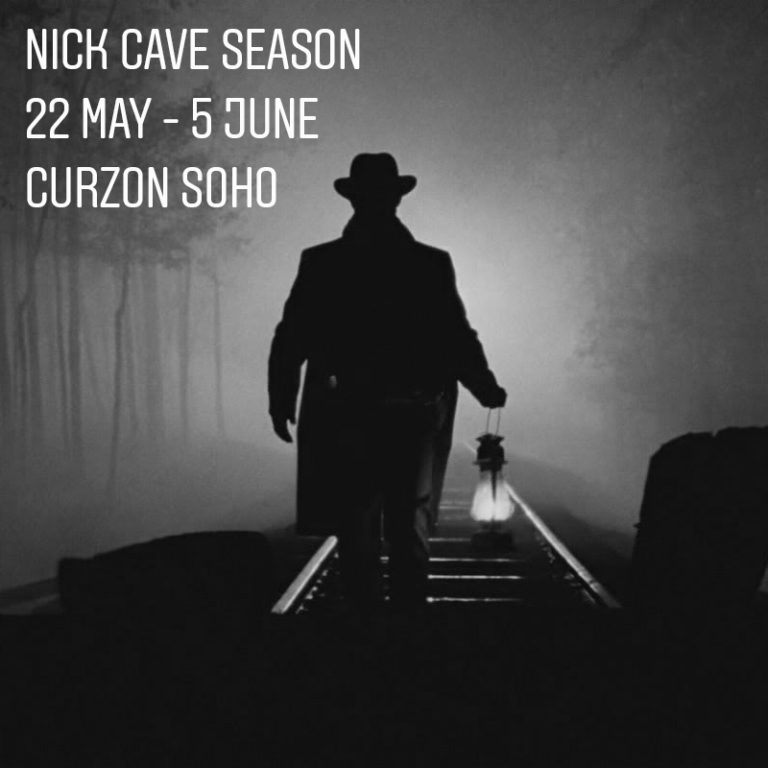 London – Special Nick Cave Season cinema screenings