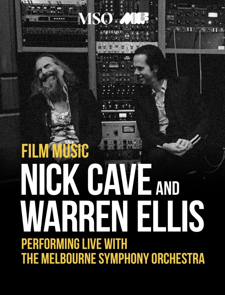 Nick Cave & Warren Ellis with the Melbourne Symphony Orchestra
