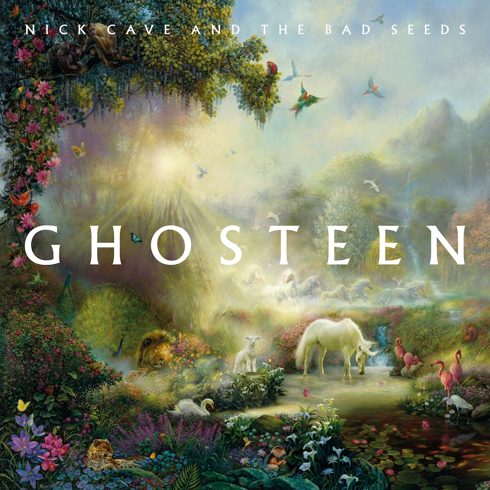 GHOSTEEN – The New Album