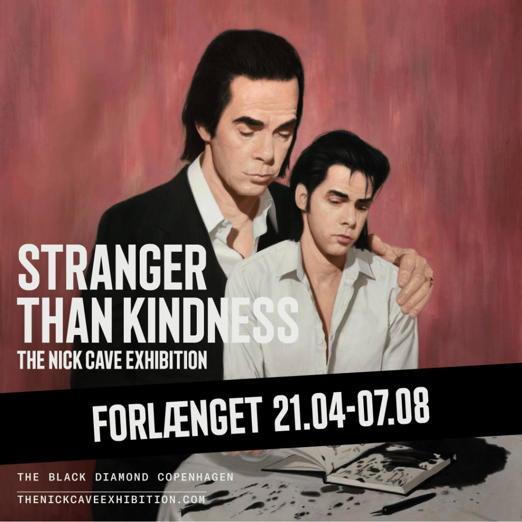 Stranger Than Kindness: The Nick Cave Exhibition Re-opening